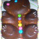 Gâteau coco et pépites de chocolat