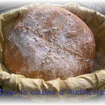 Mon 1er pain cuit au four !