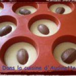 Muffins aux oeufs de Pâques
