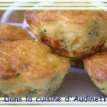 Flan de courgettes (sans crème fraiche !)