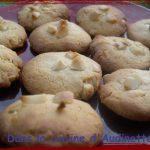 Les cookies aux noix de macadamia de Anne