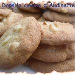 Cookies aux noix de macadamia bis