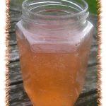 Gelée pommes/coings à la vanille