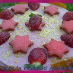 Soufflé glacé aux framboises