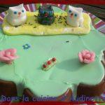 Pygmée : gâteau chocolat coco