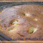 Clafoutis soufflé aux pommes caramélisées de Benoit Molin