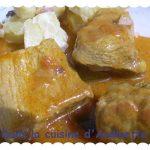Sauté de porc aux épices