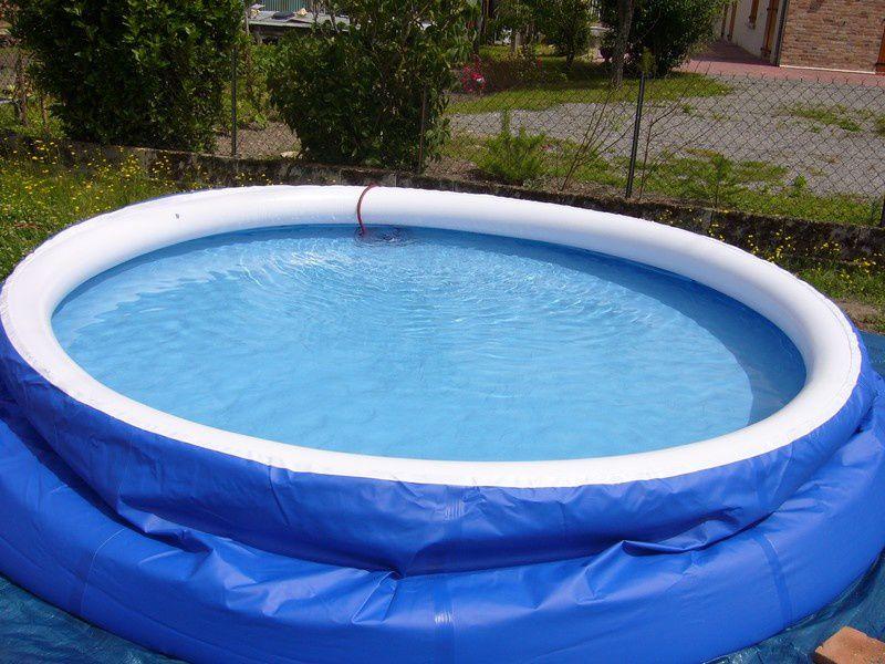 remplissage piscine autoportante 3h