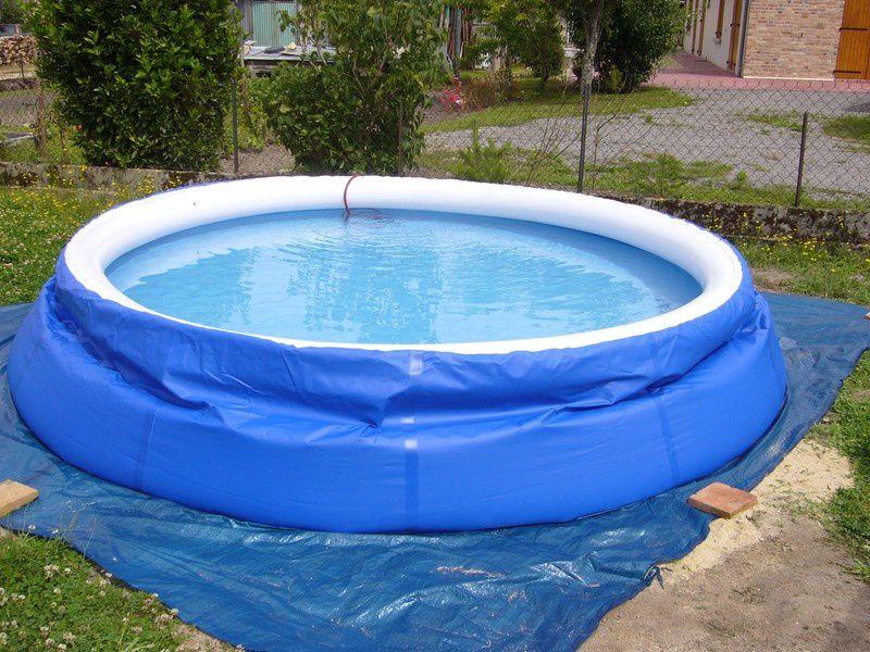 remplissage piscine autoportante 5h