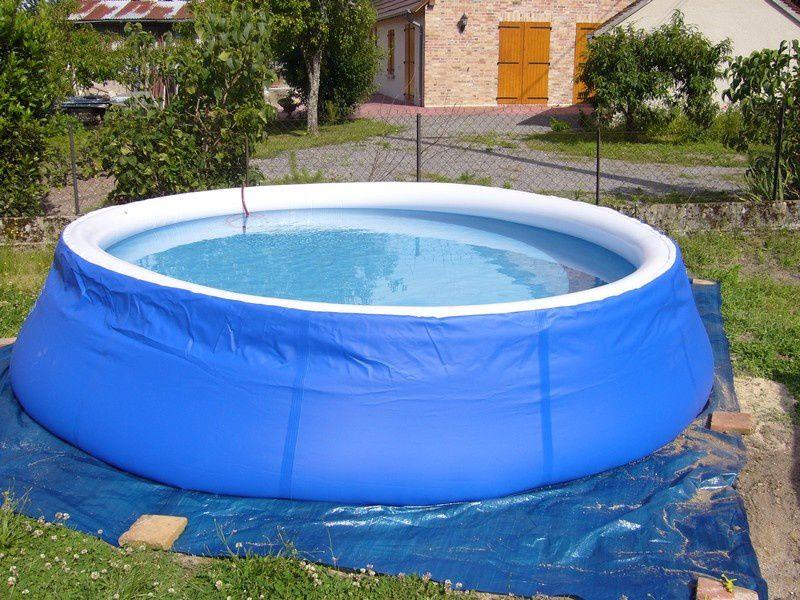 remplissage piscine autoportante 6h