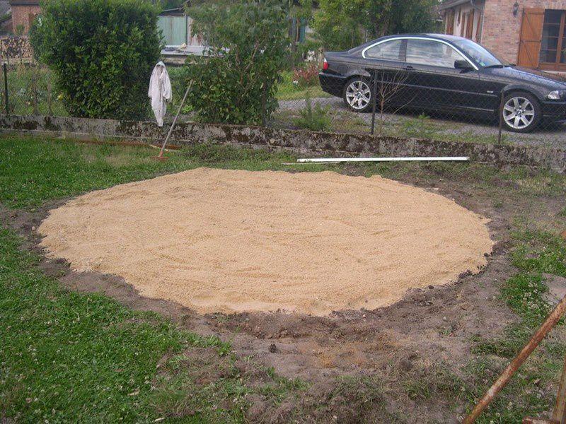sable pour piscine autoportante 2