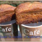 Mini cakes aux éclats de Daims