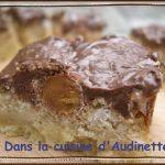 Nut Caramel Bars aux chouchous