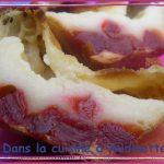 Petit far aux fraises séchées