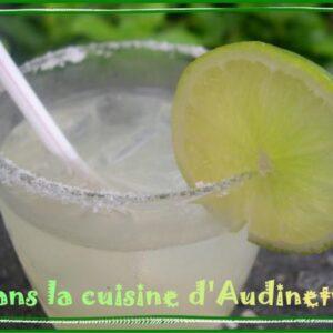 Estoy de vuelta con dos cocktails : Margarita y Margarita di fresa