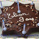 Le gâteau plume au chocolat de Sandra