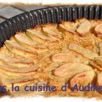 Fausse tarte aux pommes (de régime)