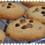 Cookies aux deux pépites