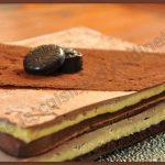 Un gâteau nommé l'Arlequin