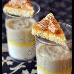 Verrine #1/3 – Panna cotta au foie gras et mousse d'artichaut