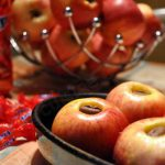 Pommes au four aux Daims