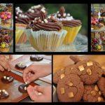 Atelier Cuisine pour fête d'anniversaire