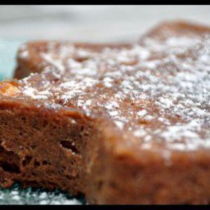 Brownies pistaches pecan rapide au micro-ondes