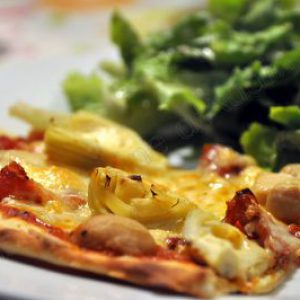Pizza 4 saisons