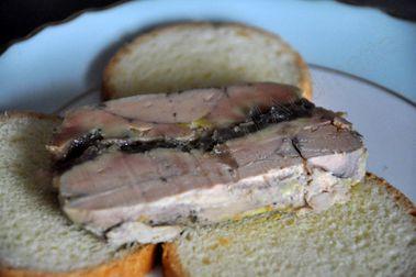 foie gras confit d'oignon