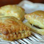 Feuilletés champignons et foie gras pour utiliser les restes des fêtes
