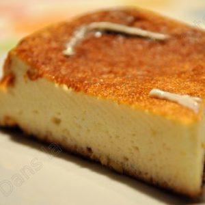 Gâteau au fromage blanc 0% (compatible Dukan)