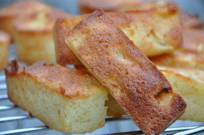 mini cake pommes coco