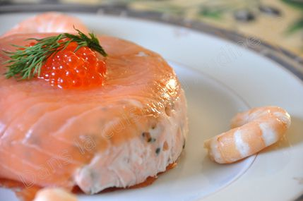 dome saumon
