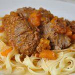 Boeuf mode ou boeuf carottes