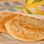 Banana Pancakes – Pancakes à la banane