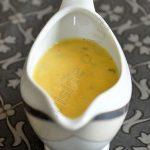 Sauce béarnaise au Cooking Chef