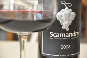 vin bio scamandre