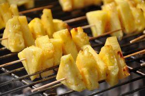 brochette ananas barboc 1