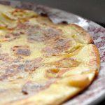 Sanciaux ou Chanciaux : crêpe épaisse aux pommes