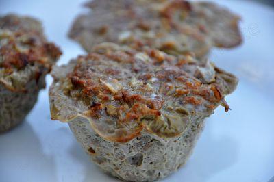 pain de viande Dukan