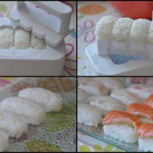 Nigiri sushi ou Sushis pressés