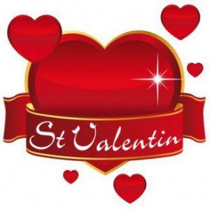 Sélection de recettes spécial Saint-Valentin