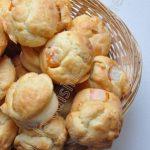 Mini muffins aux surimis