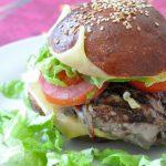 Hamburgers tout maison
