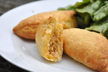 feuilletés poulet curry 2