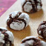 Chocolate Crinkles à la Stevia