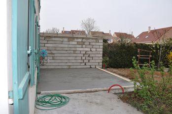 chappe et mur