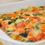 Flan de légumes 100% micro-ondes