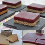 Foie gras sur gelée de griottes et financier aux épices [concours]