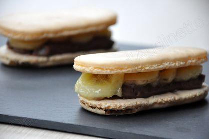 macarons-eclair-banane-chocolat.JPG